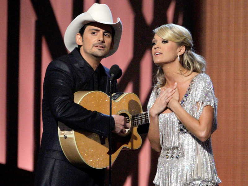 Brad Paisley and Carrie Underwood's Duet 'Remind Me' Leaks