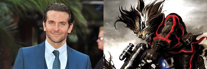 Report: Bradley Cooper Offered Rocket Raccoon Role in 'Guardians of Galaxy'