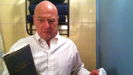 'Breaking Bad' Star Dean Norris Teases a Glimpse of Mid-Season Premiere Episode