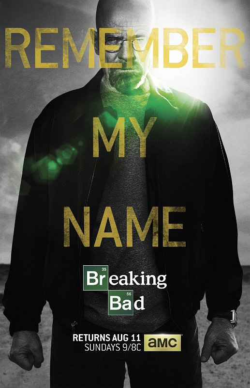 'Breaking Bad' Final Season Poster Tells Fans to Remember Walter White