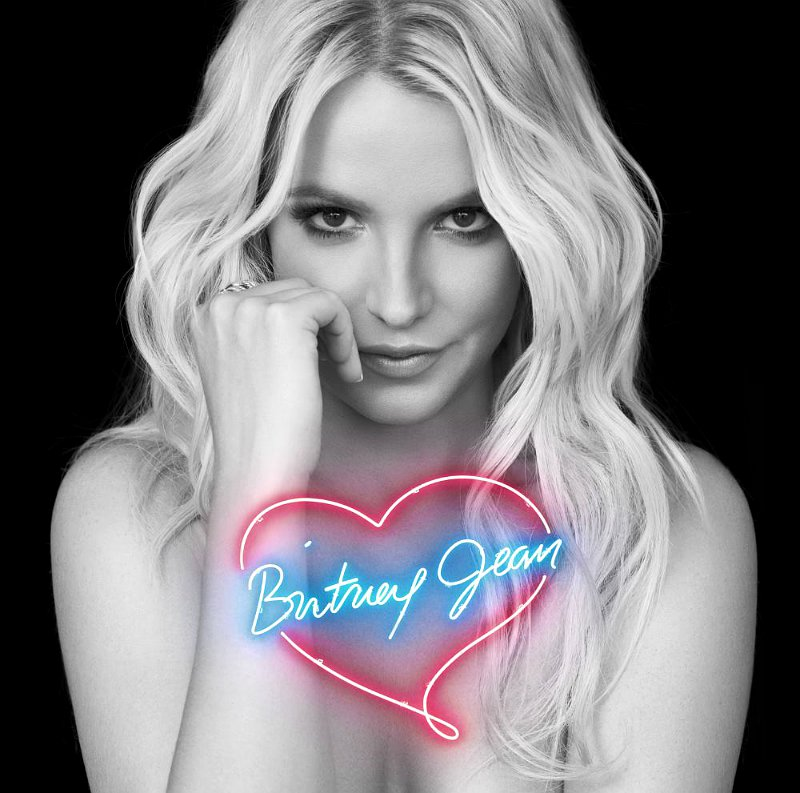 Britney Shares 'Britney Jean' Tracklist, Reveals Collaboration With Sister Jamie Lynn