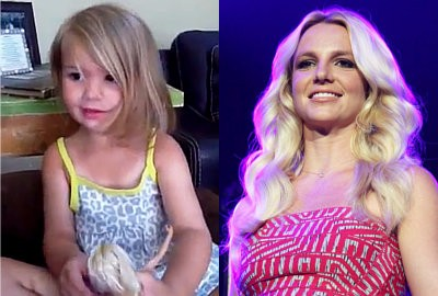 Video: Britney Spears' Little Niece Covers Her Song