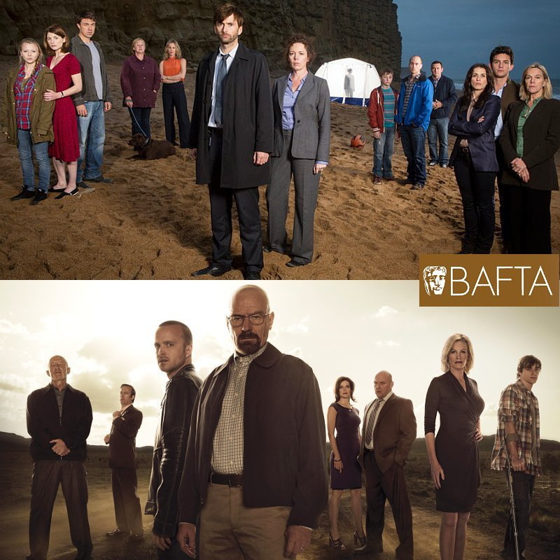 'Broadchurch' Wins Big, 'Breaking Bad' Grabs One at 2014 BAFTA TV Awards