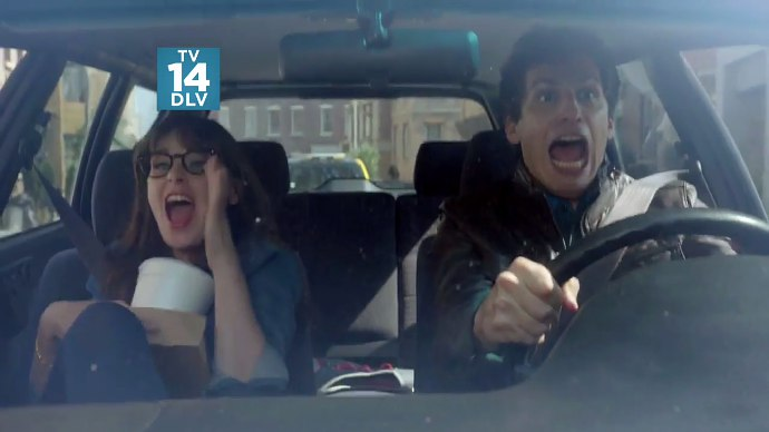 'Brooklyn Nine-Nine' / 'New Girl' Crossover Promo: Hilarity Ensues as Jake Meets Jess
