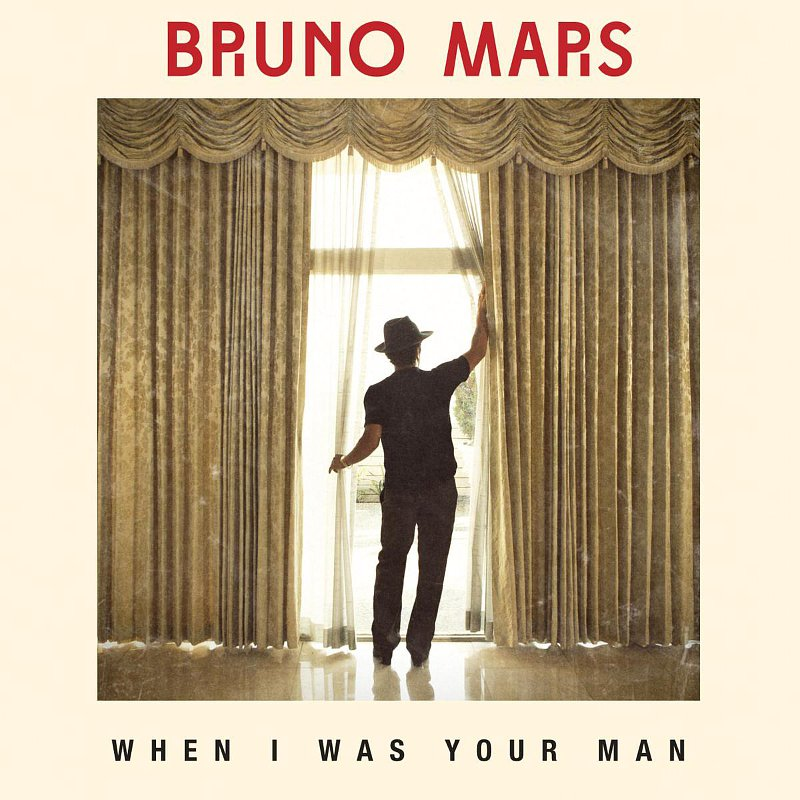 Bruno Mars Unveils Heart-Breaking New Ballad 'When I Was Your Man'
