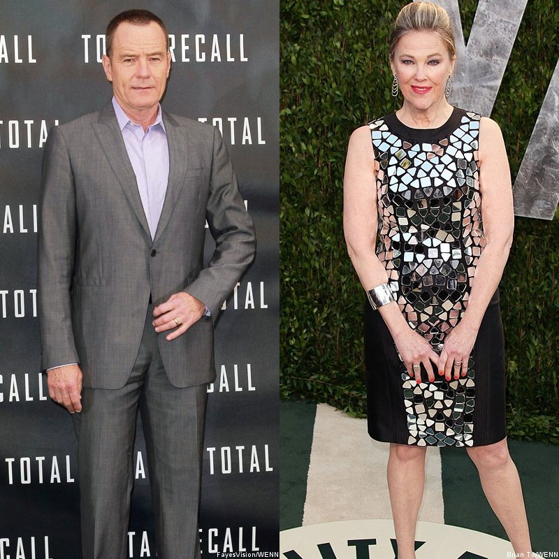 Bryan Cranston and Catherine O'Hara Land '30 Rock' Roles