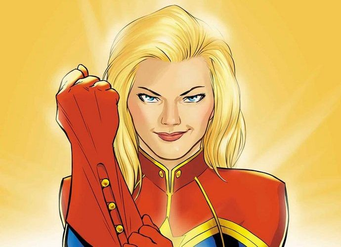 'Captain Marvel' Books Anna Boden and Ryan Fleck as Directors