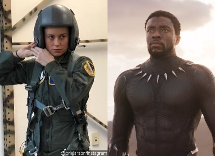 'Captain Marvel' May Have a Tie-In With 'Black Panther'