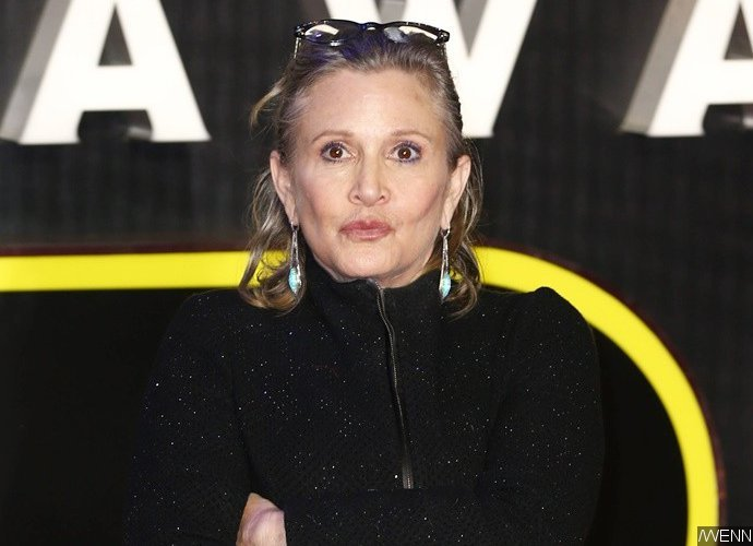 Carrie Fisher Once Sent a Cow's Tongue to a Producer Who Sexually Assaulted Her Friend