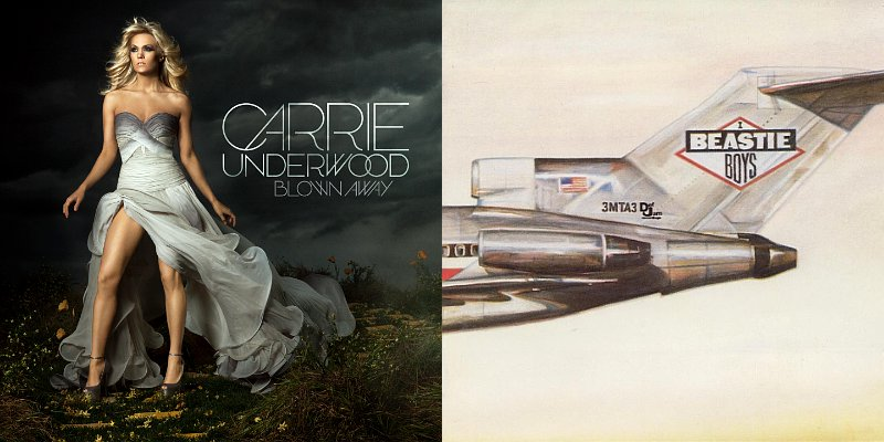 Carrie Underwood Debuts Atop Billboard Hot 200, Beastie Boys Get Back to Top 20