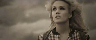 Carrie Underwood Faces Storm in 'Blown Away' Video Teaser