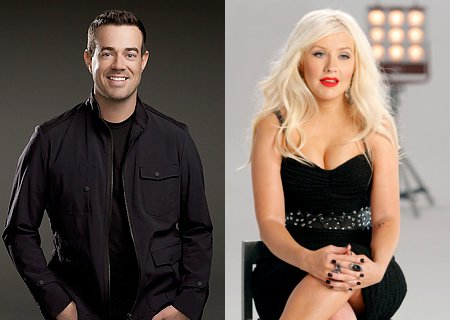 Carson Daly Confirms Christina Aguilera's Return to 'The Voice'