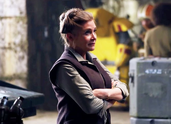 'Star Wars' Creators, Cast Members Pay Tribute to Carrie Fisher at 'Star Wars Celebration'