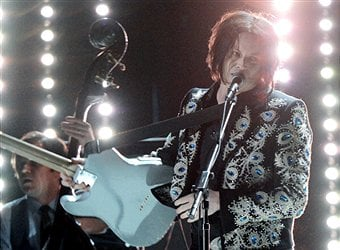 CBS Denies Airing F-Bomb During Jack White's Grammy Performance