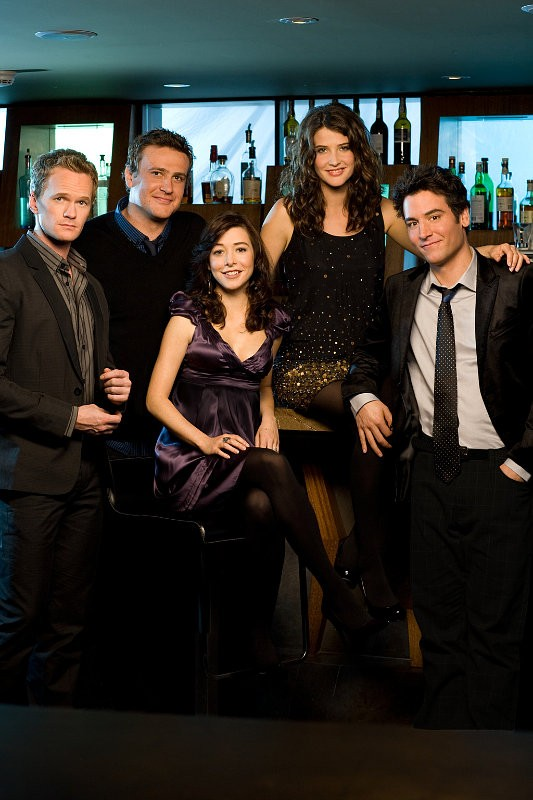 CBS in Early Conversations About 'How I Met Your Mother' Season 9