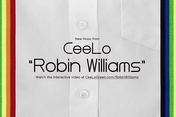 Cee-Lo Green Unveils New Single 'Robin Williams' to Honor Late Actor