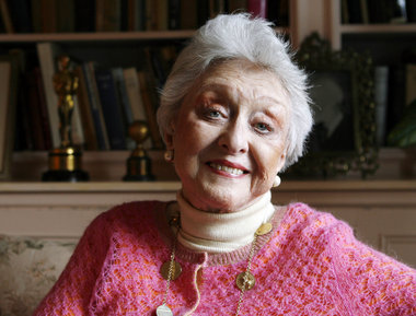 Celeste Holm Remembered by Leonard Nimoy, Marlee Matlin and Sarah Hyland