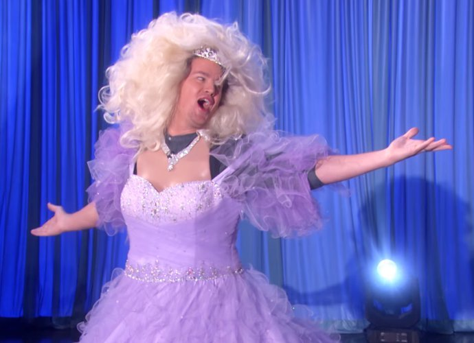 Watch Channing Tatum Hilariously Dance to 'Let It Go' in Princess Gown and Blonde Wig