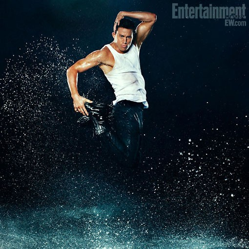 Channing Tatum on 'Magic Mike': This Movie Isn't About My Life