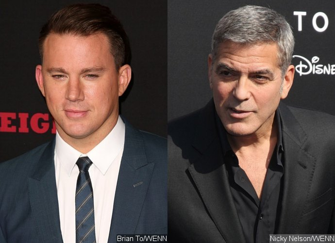 Channing Tatum Offers George Clooney His Paycheck to Cast Him in 'Magic Mike 3'