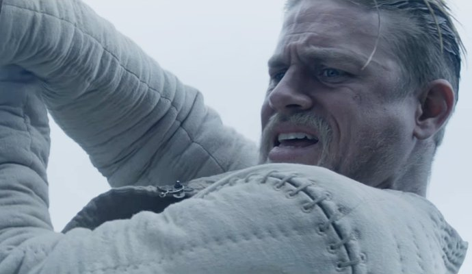 Charlie Hunnam Is Facing His Destiny in 'King Arthur: Legend of the Sword' Latest Epic Trailer