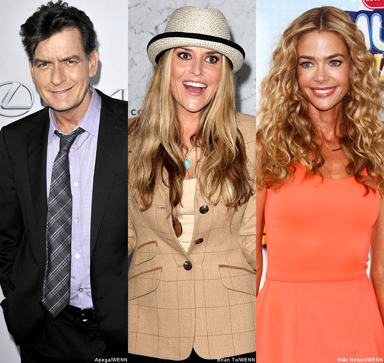 Charlie Sheen Supports Authorities' Decision to Take His Children From Brooke Mueller