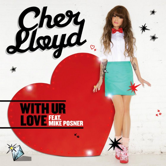 Cher Lloyd Releases Official Lyric Video for 'With Ur Love'