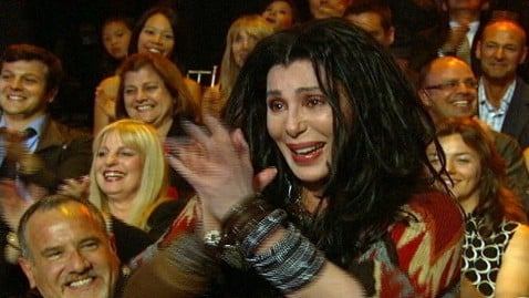 Cher Overwhelmed With Emotion After Watching Chaz Bono on 'DWTS'