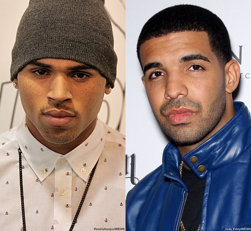 Chris Brown and Drake Offered $9 Million to Enter Boxing Ring