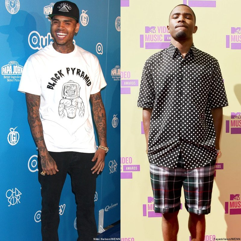 Chris Brown and Frank Ocean Brawl Won't Impact Grammys