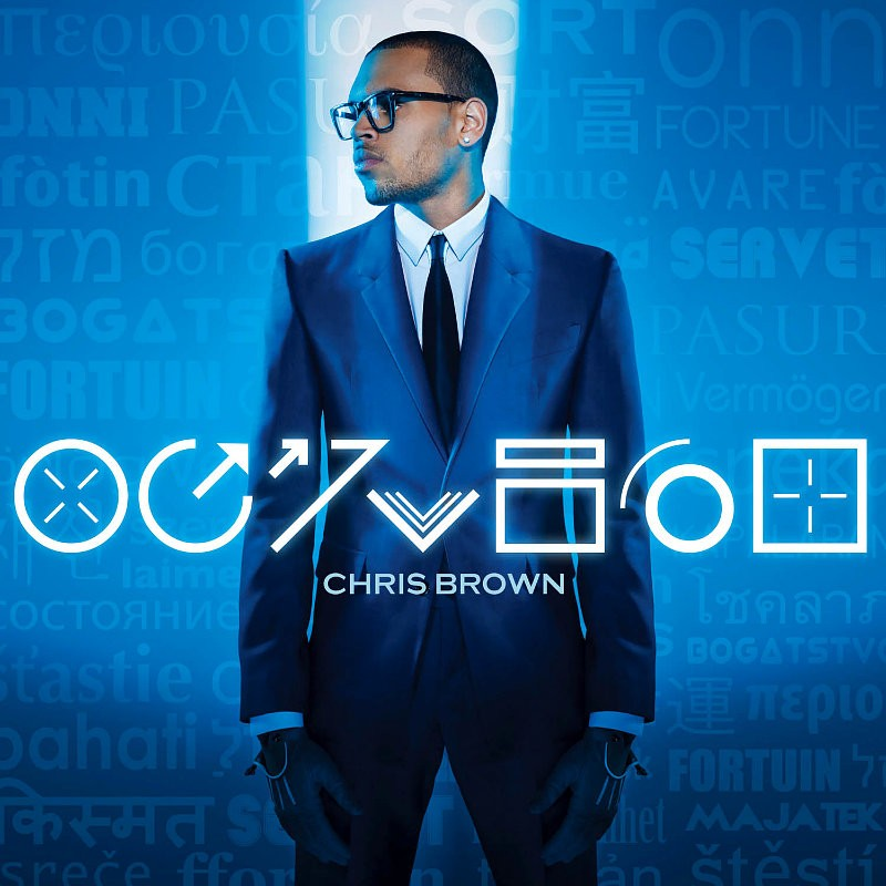 Chris Brown's 'Fortune' Enters at No. 1 on Billboard Hot 200