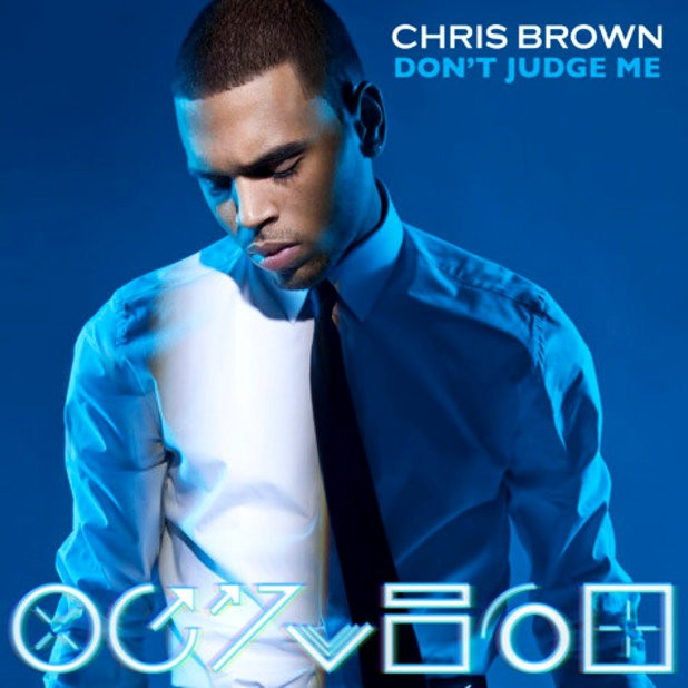 Chris Brown Unveils Cover Art for New Single 'Don't Judge Me'