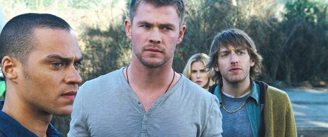Chris Hemsworth Has Nightmarish Vacation in First 'Cabin in the Woods' Trailer