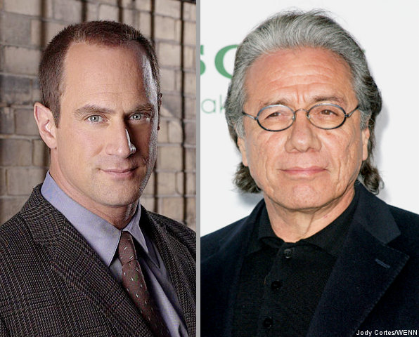 Chris Meloni Quits 'Law and Order: SVU',  James Olmos Joins 'Dexter'