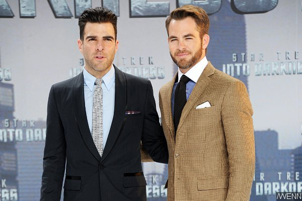 Chris Pine, Zachary Quinto Among 300 Guests at Leonard Nimoy's Funeral