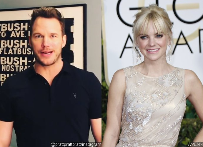 Chris Pratt and Anna Faris Make Their Split Official by Filing for Divorce