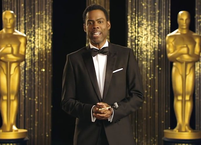 Chris Rock Jokes About the Oscars on First Promo