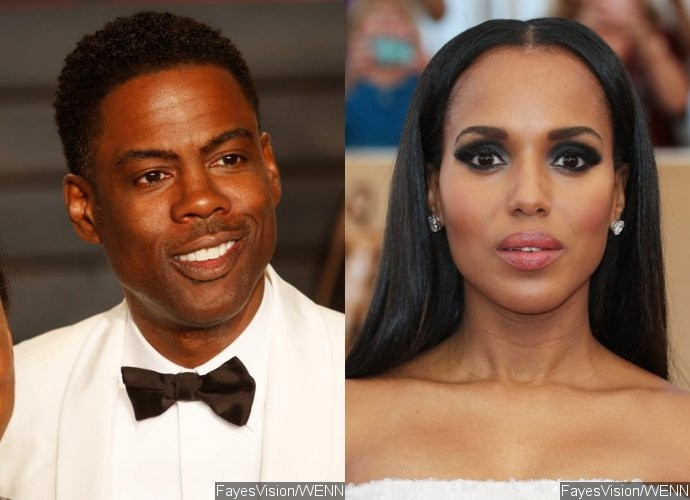 Chris Rock's Alleged Cheating Scandal With Kerry Washington Exposed