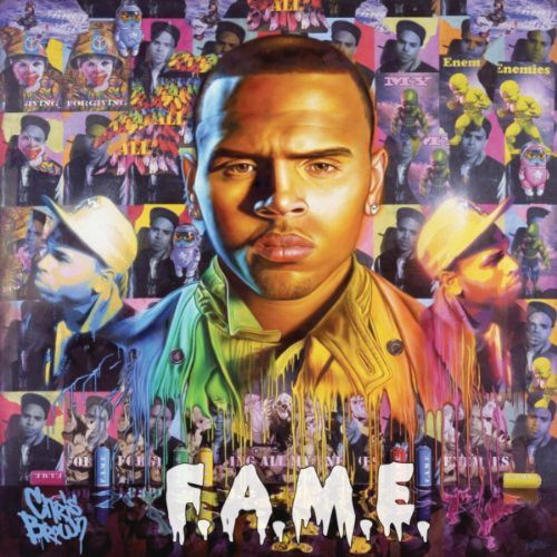Chris Brown Debuts at  No. 1 With 'F.A.M.E.' Despite Bad Press