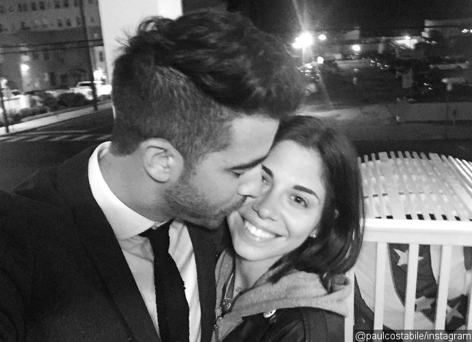Christina Perri Announces Engagement to Boyfriend Paul Costabile - See the Beautiful Ring!