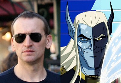 Christopher Eccleston Cast as Malekith the Accursed in 'Thor 2'