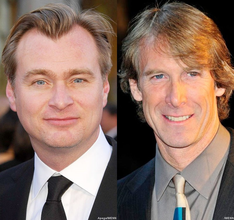 Christopher Nolan and Michael Bay on the Wish List to Direct 'The Twilight Zone'