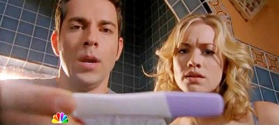 'Chuck' 5.09 Preview: Sarah Takes Pregnancy Test