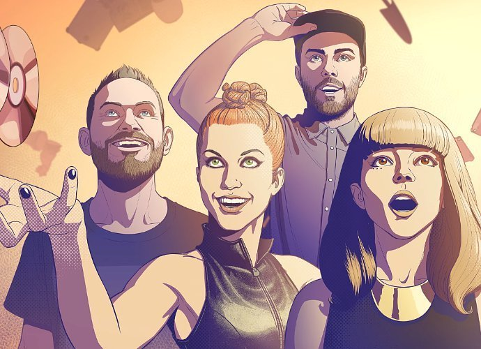 Chvrches Hires Paramore's Hayley Williams for New Version of 'Bury It'