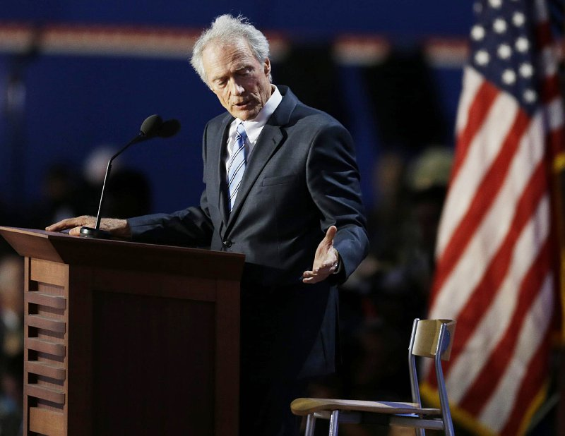 Clint Eastwood Doesn't Regret His Speech to Empty Chair