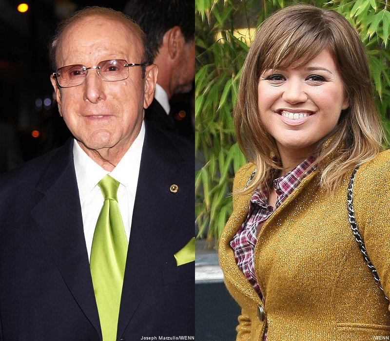 Clive Davis Defends His Memoir From Kelly Clarkson's Criticism