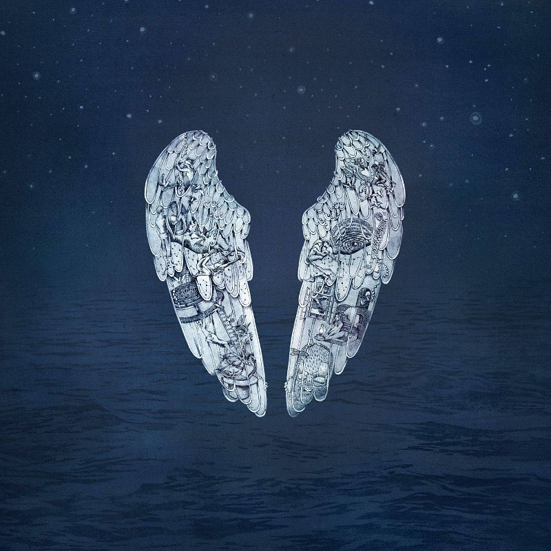 Coldplay's 'Ghost Stories' Tops Billboard 200 With 2014's Biggest Sales Week