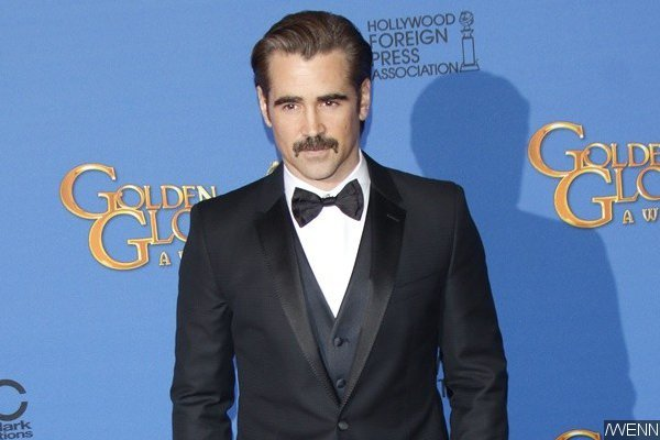 Colin Farrell Reveals He Hasn't Dated for Four Years