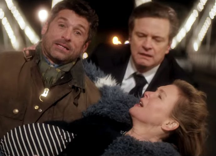 Colin Firth and Patrick Dempsey Fight Over Renee Zellweger in New 'Bridget Jones's Baby' Trailer
