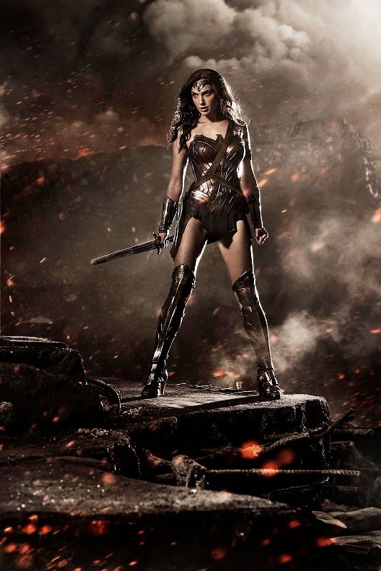 Comic-Con: 'Batman v Superman' First Footage, First Look at Wonder Woman